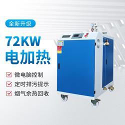 达能72kw蒸汽发生器