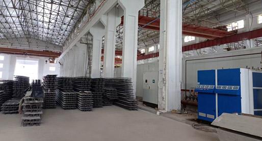 混凝土养护蒸汽设备
