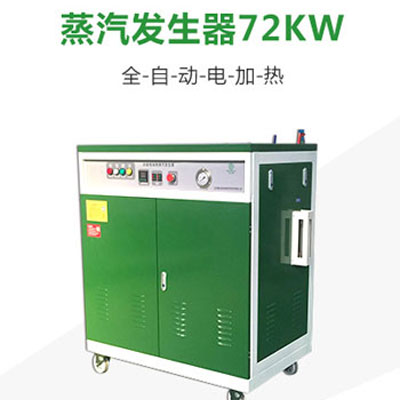 72kw小型电热蒸汽发生器