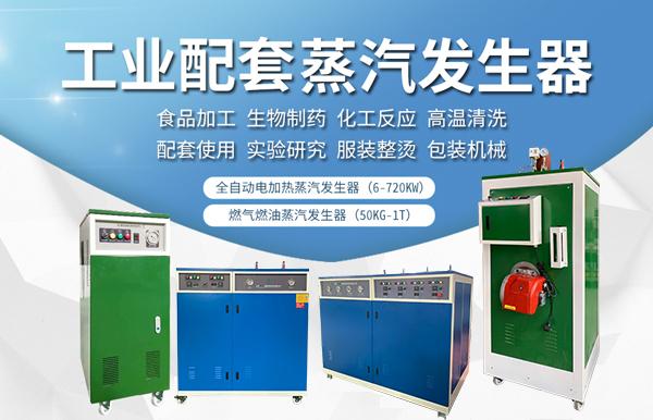 达能工业配套蒸汽发生器