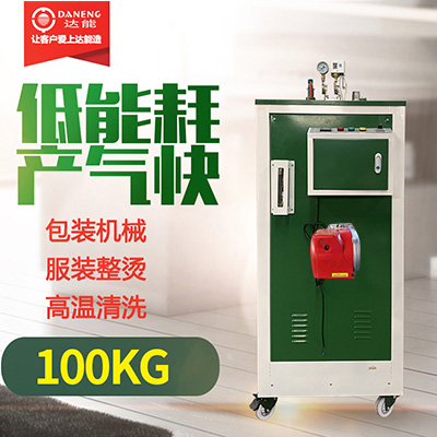 100kg燃油/燃气蒸汽发生器